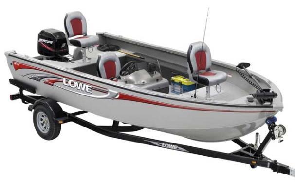 Lowe Fishing Machine 185