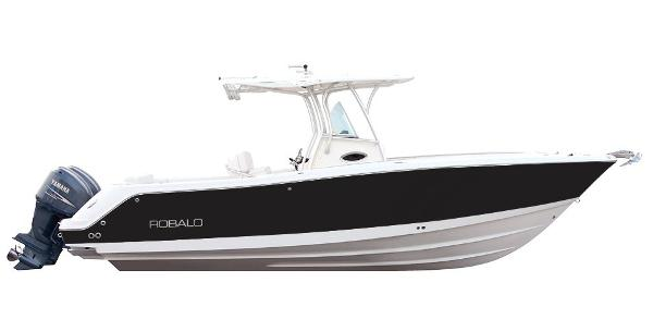 Robalo R300 Center Console JUST ARRIVED - IN DEEPWATER BLACK
