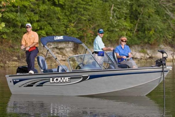Lowe Fishing Machine 175DC