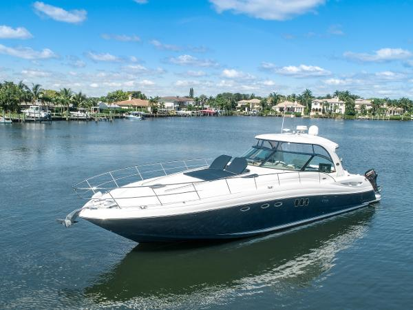 Sea Ray 52 Sundancer