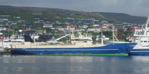 Faroe Islands Trawler