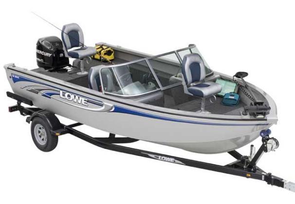 Lowe Fishing Machine 185DC
