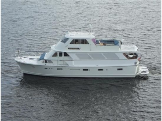 Pacifica Pilothouse Motoryacht