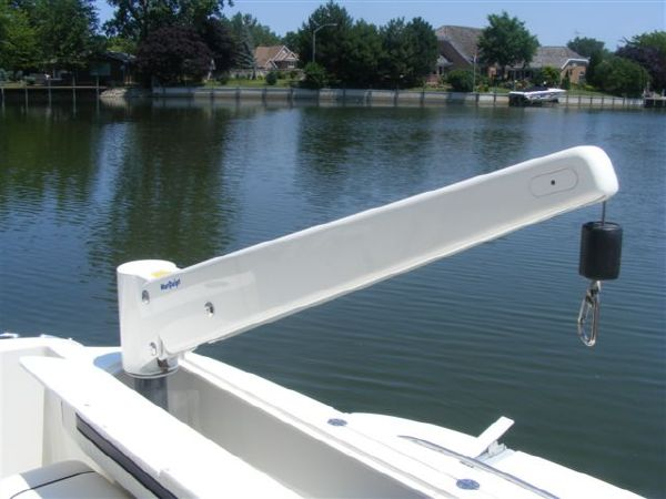 Davit Arm for Dingy