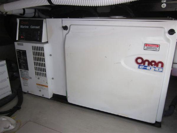 Onan Diesel Gen w/Sound Shield