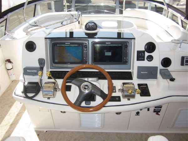 New Raymarine Electronics in 2012
