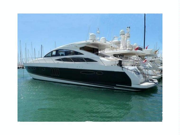 Princess Yachts Princess V70