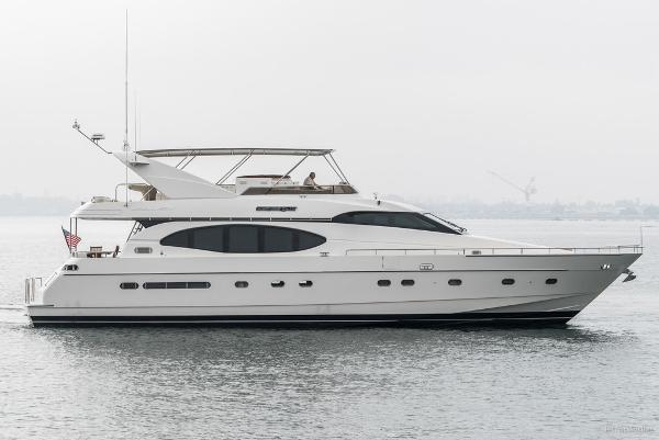 "Monte Fino Motor Yacht 76' Monte Fino ""ZEN"""