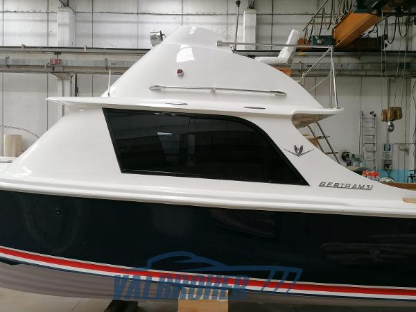 Bertram 31 Flybridge Cruiser Bertram 31-1970-Valbroker (43)