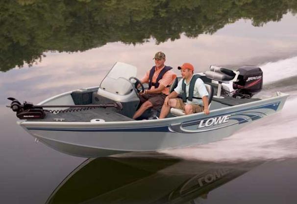 Lowe Fishing Machine 175
