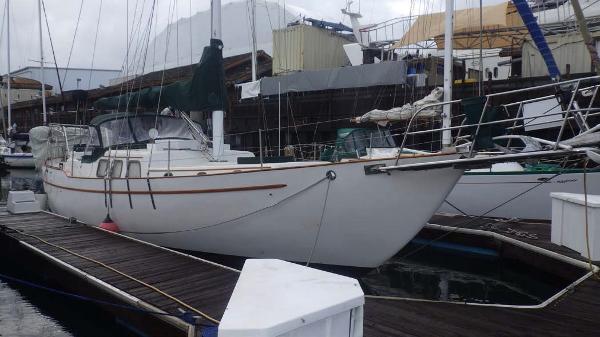 Westsail Cutter