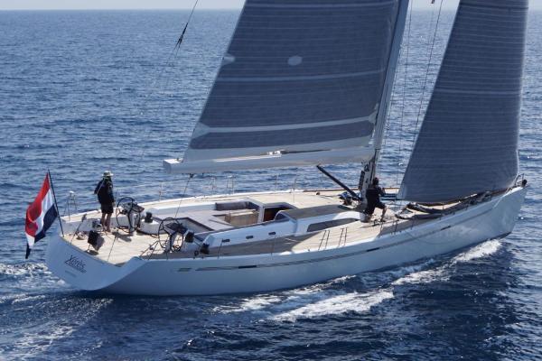 X-Yachts IMX 70 X-Yachts IMX70