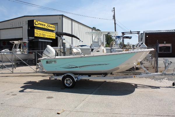 Carolina Skiff 198 DLV