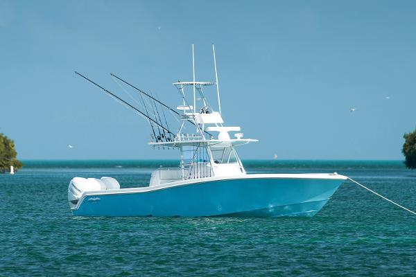 Invincible 39 Open Fisherman