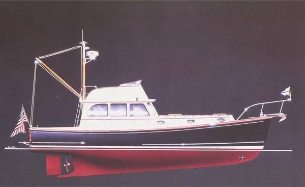 John Williams Boat Company - Stanley 44