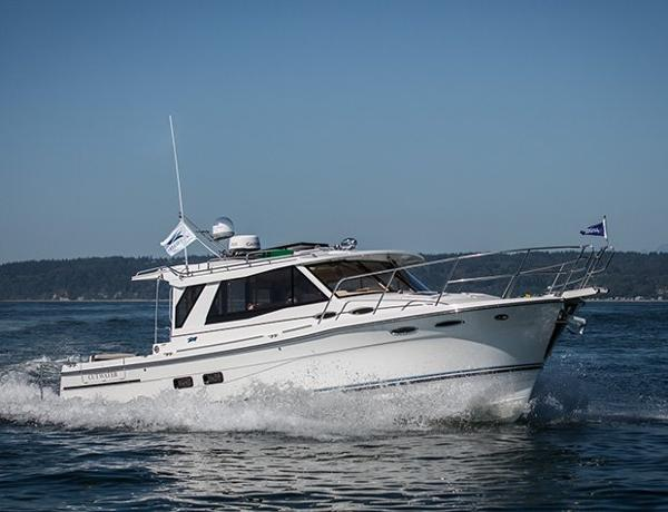 Cutwater 30 Limited Edition Sedan 2016 Cutwater 30 Sedan LE