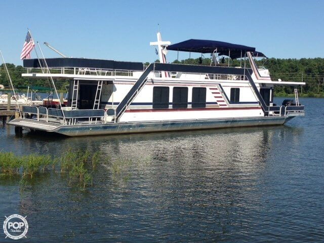 Sumerset Houseboats 73 1994 Sumerset 73 for sale in Manning, SC
