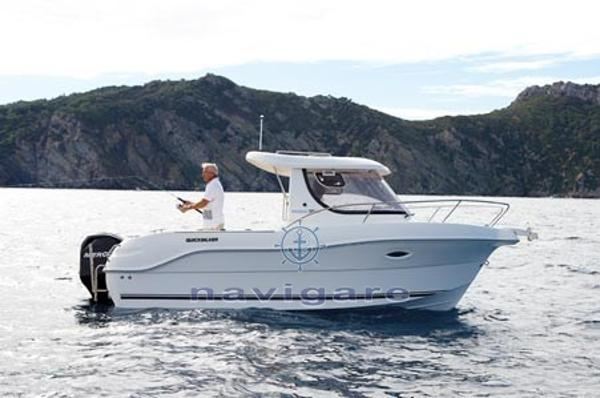 Quicksilver 580 Pilothouse 1