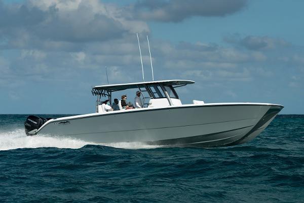 Invincible 40 Catamaran Manufacturer Provided Image