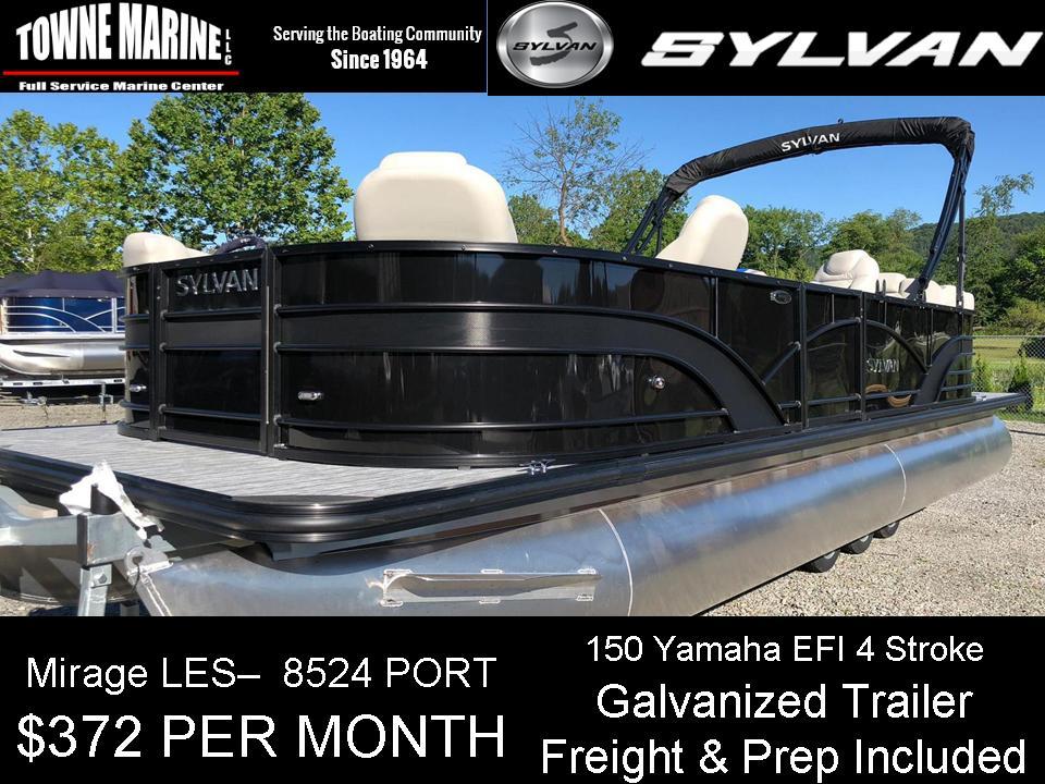 Sylvan 8524 LZ Port LES TRITOON