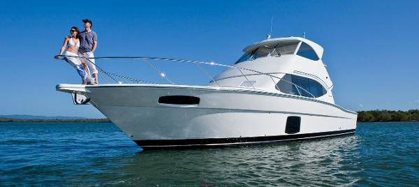 Maritimo 470 Offshore Convertible Hull