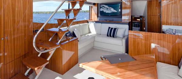 Maritimo 470 Offshore Convertible Saloon