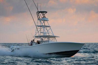 Invincible 42 Open Fisherman