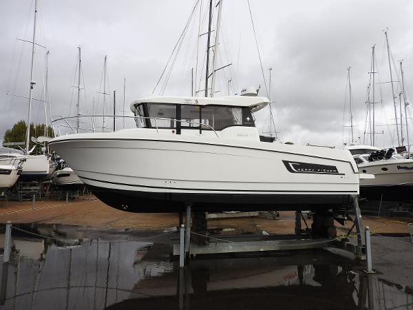 Jeanneau Merry Fisher 855 Marlin Merry Fisher 855 Marlin 'Kingfisher'