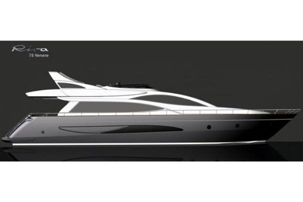 Riva 75 Venere Manufacturer Provided Image: 75 VenereThese pictures are purely indicative and subject to changes