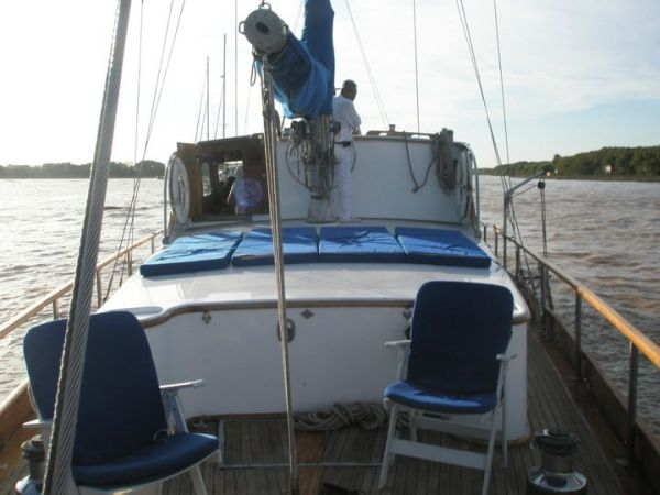 Aft Deck To Forward
