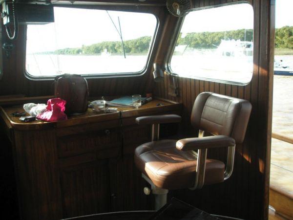 Wheelhouse To Starboard