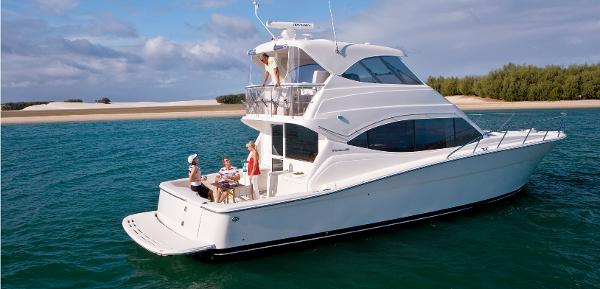 Maritimo 500 Offshore Convertible Stern