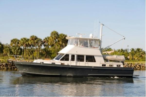 Lyman Morse 52 Motoryacht