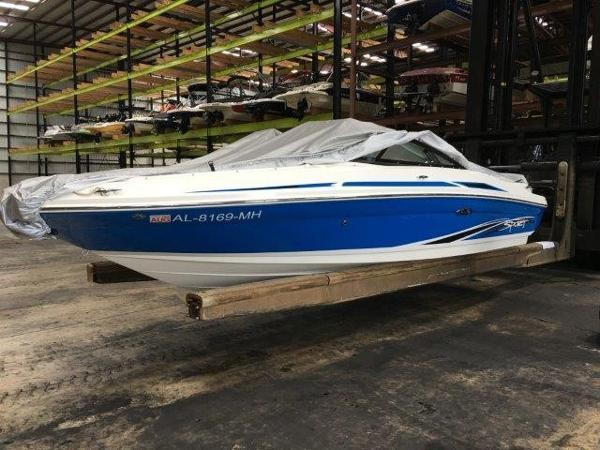 Sea Ray 205 Sport Profile