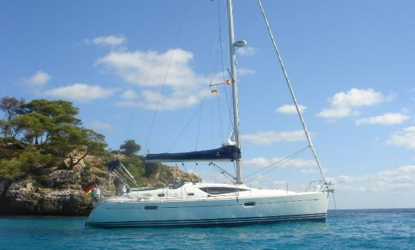 Jeanneau Sun Odyssey 42 DS (Private)