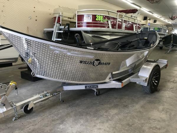 Willie 17x54 Drift Boat