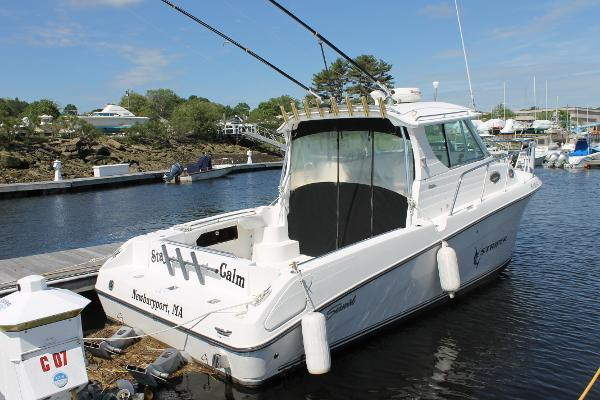 Seaswirl Striper 2901 PILOTHOUSE