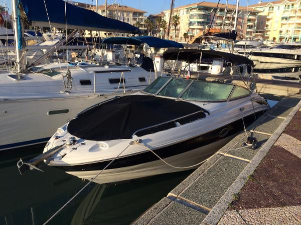 Crownline 260 LS original boat