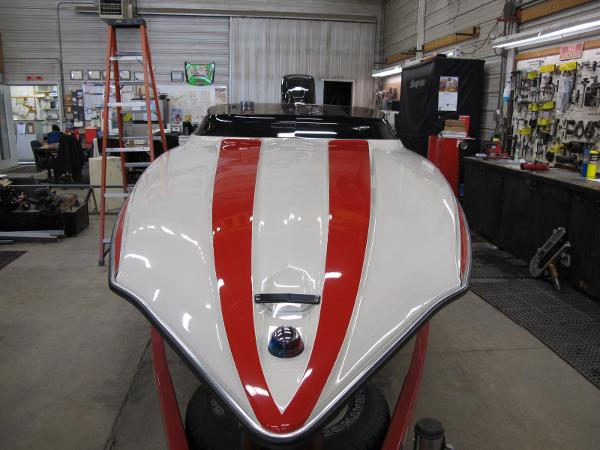 Allison Boats Xs-2003