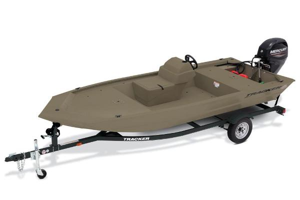 Tracker Grizzly 1648 SC Manufacturer Provided Image