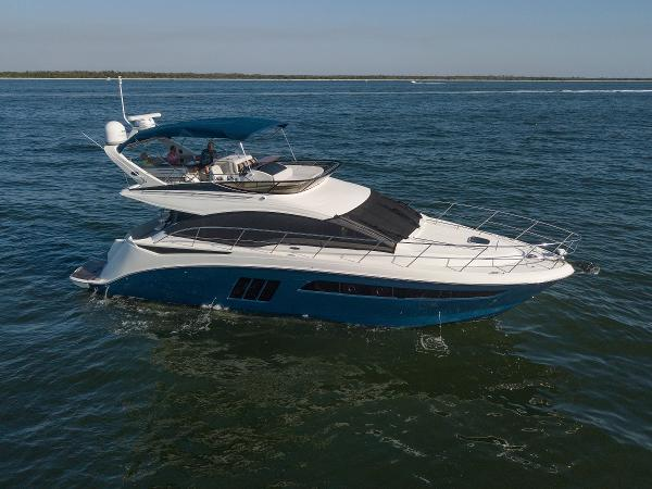 Sea Ray 510 Fly Profile