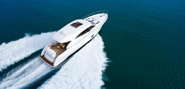 Maritimo C60 Sports Cabriolet View From Above