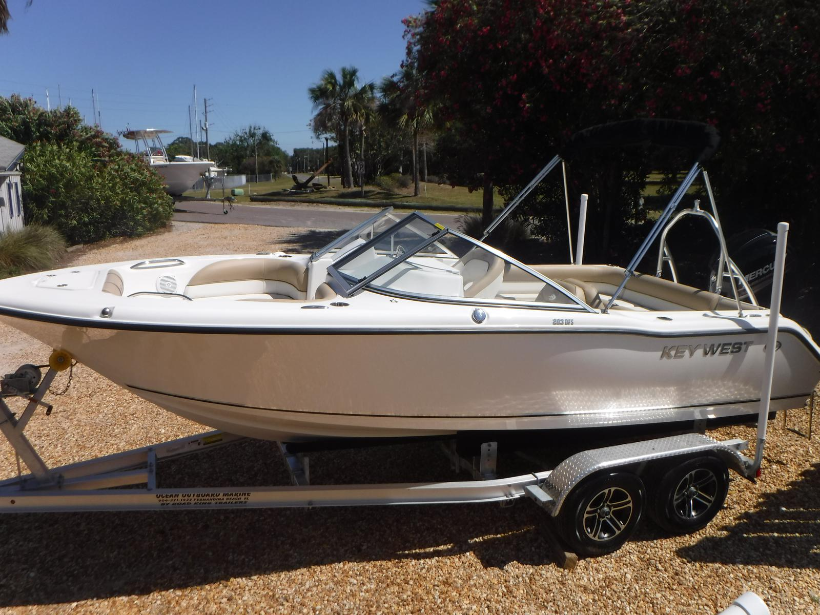 Key West Boats, Inc. 203 DFS