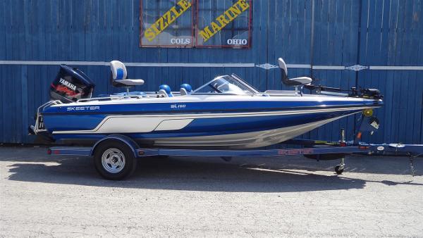 Skeeter SL 190 Fish & Ski