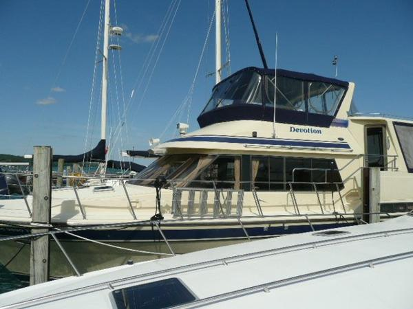 Vista 43  Sundeck Port profile