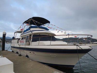 Tarquin Motor Yachts Trader 44 Profile