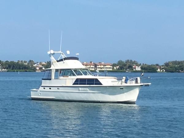 Hatteras Yachtfish
