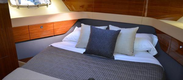 Maritimo M45 Cabin