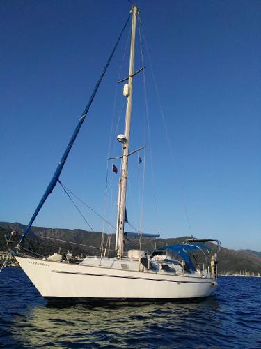 Starlight Yachts SADLER 34 CLASSIC Main