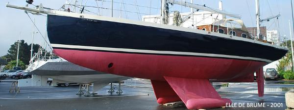 Aluminum Cruiser Ribadeau Aluminium Boat